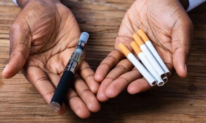 อุปกรณ์สายควัน Kardinal Stick ตัวแปรสำคัญสำหรับผู้ที่ต้องการเลิกสูบผลิตภัณฑ์ดั้งเดิม