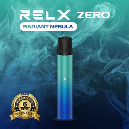 RELX Zero Classic Radiant Nebula