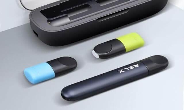 เลือกสิ่งที่ใช่ให้กับตัวเอง เลือกผลิตภัณฑ์ทดแทน Relx Infinity